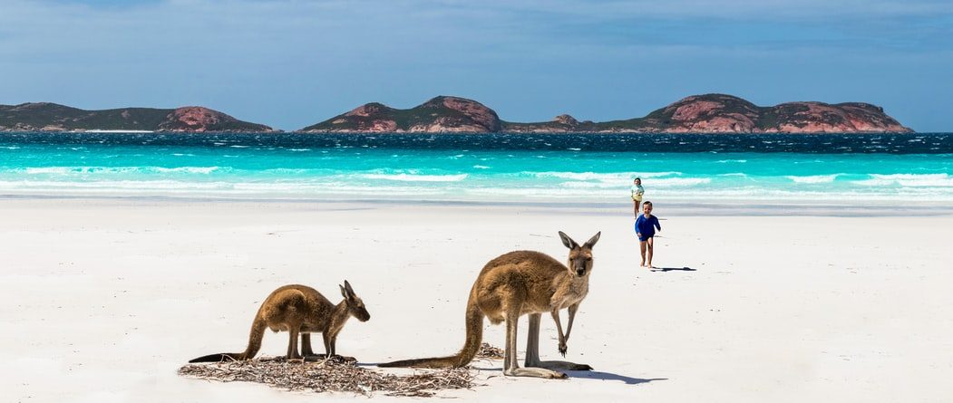 Por que Austrália?