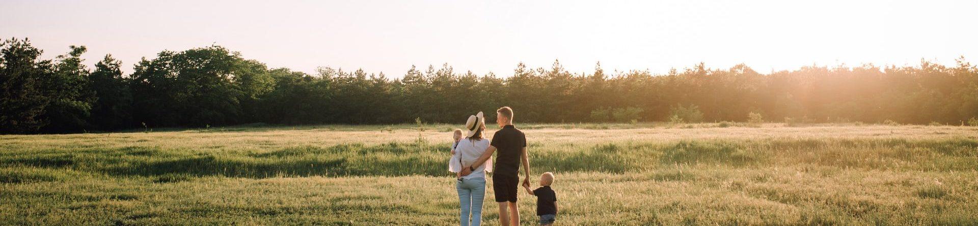 Família e Filhos