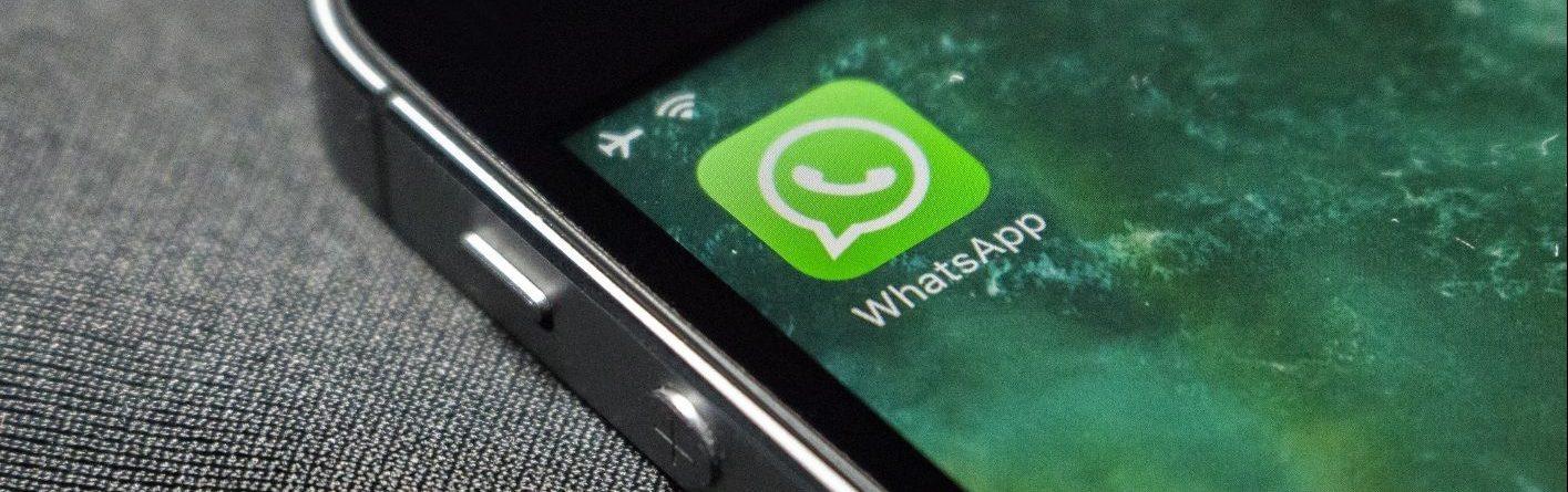 Transferir número de WhatsApp